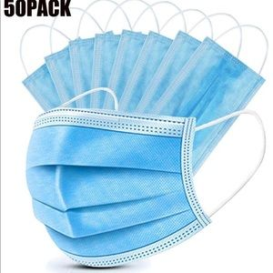 Accessories - 50 disposable masks NEW!!